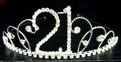 I like this one! But maybe the 21 can be in a different color like pink or purple?!