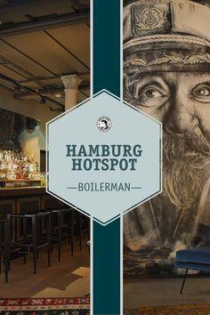 Beste Cocktails, Bar Interior, Location, Movie Posters, Movies, Smoking Room, Hamburg, Bartenders, Viajes