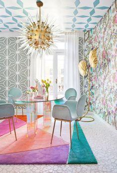 9 Stunning Dining Room Ideas To Take From Casa Decor 2017 - Interior Design Decoration Inspiration, Interior Inspiration, Decor Ideas, Room Inspiration, Inspiration Design, Furniture Inspiration, Casa Decor 2017, Home Interior Design, Interior Decorating