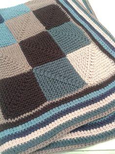 1230 Mejores Imágenes De Mantas Crochet Yarns Crochet Granny Y