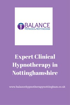 Hypnotherapy expert in Nottingham and the surrounding counties. Help for anxiety, weight loss, stop smoking, gastric band hypnosis, confidence coaching and much more.