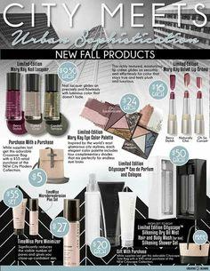 Mary Kay Fall 2015 Products