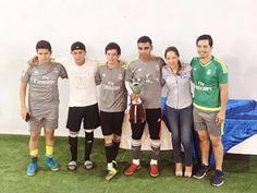 Acudió Maribel Hernández a la clausura del torneo Un Gol por Juárez | El Puntero