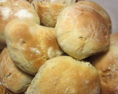 Pane e Panini alle Noci