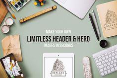 ヒーローヘッダーを使った新デザイントレンド&参考Webサイト、素材まとめ