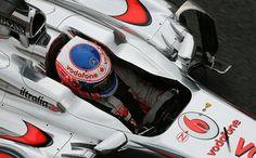 Jenson Button #F1