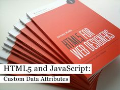 #HTML5 and #JavaScript: Custom Data Attributes | #HTML and #CSS http://www.webdesign.org/html5-and-javascript-custom-data-attributes.22312.html