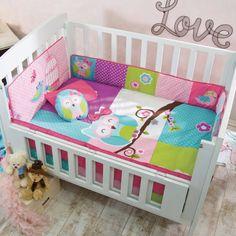 Baby Dorothy Owl Comforter Set