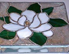 Cajas de joyería de vidrio hecho por encargo para por glassmagic