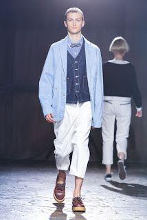 Ganryu  Spring/Summer 2016 - Mercedes-Benz Fashion Week Tokyo