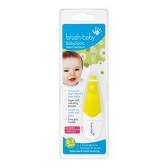 Brush Baby Sonic Electrische Tandenborstel (+ 1 extra Tandenborstelkopje) - Blabloom