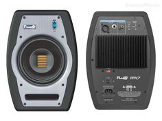Fluid #Audio Premiers FPX7 - Coaxial Configuration #Studio Monitors http://futuremusic.com/2016/06/02/fluid-audio-premiers-fpx7-coaxial-configuration-studio-monitors/