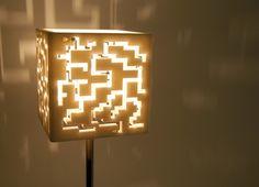 A maze light