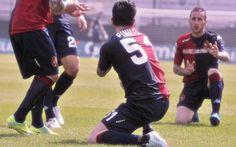 Vita ancora difficile per l'Inter... Solo un pareggio con il Cagliari! #cagliari #inter #pareggio #forcing