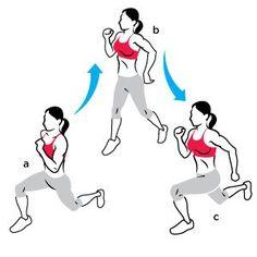 Jump Squat http://www.womenshealthmag.com/fitness/crossfit-workout
