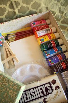 Painting Eid gift set