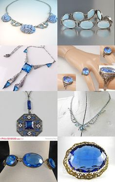 Ecochic Team...COOL....Blue Ice--Pinned with TreasuryPin.com