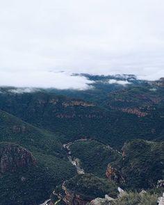 Die Panoramaroute habe ich in Südafrika natürlich auch nicht ausgelassen und hatte selbstverständlich Wolken und Nebel. Aber ich mag das ja Smartphone Fotografie, Wanderlust, River, Instagram, Outdoor, Mists, Clouds, Outdoors, Outdoor Games