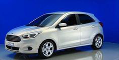 """Ford Ka Concept : Elle annonce la prochaine génération mondiale de la """"baby"""" Ford  (vidéo)"""