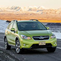 Subaru's First Hybrid: 2014 XV Crosstrek  - PopularMechanics.com