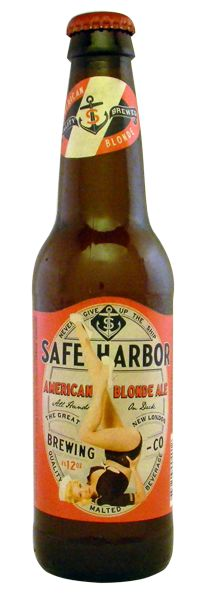 Safe Harbor American Blonde Ale... perfect for summer.