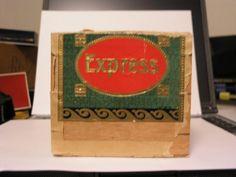 Express Nr 2 Cigarrer tillverkat 1915 -1918 av Svenska Tobaksmonopolet