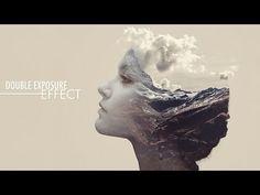 (14) Double Exposure Effect - Photoshop Tutorial - YouTube