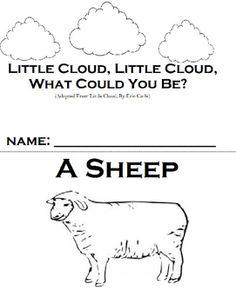 Baby Bear, Baby Bear Printable Book (Simplified Vocabulary