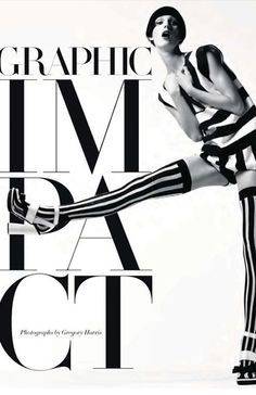 Spring 2013 Black and White Fashion Editorial - Lisa Phillips-Barton Harper's Bazaar | The House of Beccaria~