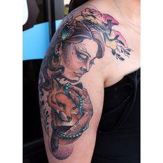 Tumblr - cody eich tattoo - Fort Wayne, Indiana