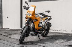 "Moto Guzzi Stelvio ""Eagle Cross"" - Bruno Birbes"
