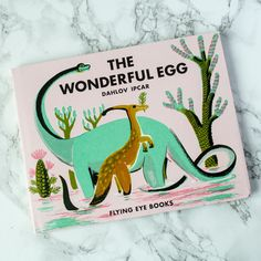 The Wonderful Egg Book: The Wonderful Egg Book byDahlov Ipcar. Fifteen different weird and wonderful prehistoric creatures soar and swim and crawl through Ipcar's striking pictures in bold and beautiful colour, to entice and enthral young readers. And after meeting all of these fabulous creatures, we find out that the egg contains far from what we've expected and therein lies the wonderful story of The Wonderful Egg. Originally published by Alfred A. Knopf in 1960, The Wonderful Egg has…