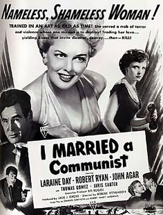 I Married a Communist.