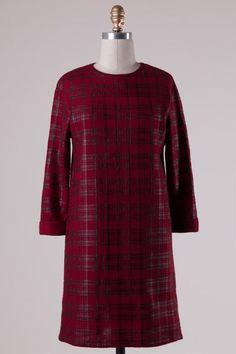 Noel Dress - Nobella Grace Boutique #nobellagrace #fall2015 #holiday