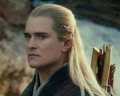 He seemed so cold in the Hobbit.. ~Legolas Greenleaf