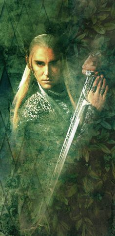 Thranduil is one of my favorite characters... Because he is a unique character! Lee Pace's acting was phenomenal. Although he seemed a bit darker than I first assumed having read The Hobbit numerous times, I was very satisfied with the portrayal of his character, both through acting, costume and script.