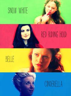Love the heroine casting =)