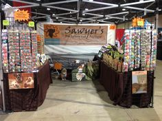 Main entrance to our booth at SoCal Pet  Expo 2014