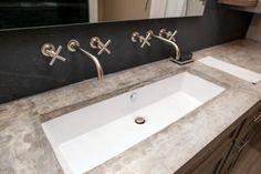 Master Bath, Detail