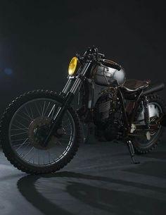 Yamaha Teneré Spaccaossa by FMW Motorcycles