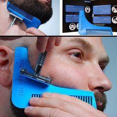 Dica para Fazer a Linha da Barba  (Link do Produto na Bio) Gostou? Acesse loftmasculino.com para saber mais! # Use #LoftMasculino e compartilhe seu Estilo! - #barba #beard #instaboy #modaparahomens #barbudo #homem #men #shave #instaboy #estilo #style #lifestyle #itboy #modamasculina #man #bearded #guy