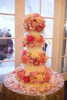 Wedding Cake by Sylvia Weinstock.