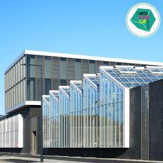 Jean-Pierre Meignan Architecte : Centre de R&D du Groupe Roullier