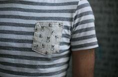 DOGS la camiseta más bonita que he hecho #handmade #tshirts #mapas #vintage #tshirts #remeras #mens #hombres #chicos #moda #ropa