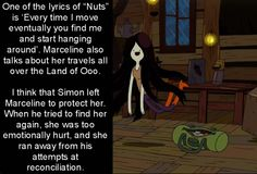 Marceline and Simon theory