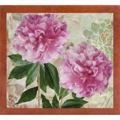 Ophelia & Co. 'Sonata I' Graphic Art Print Format: Canadian Walnut Medium Framed