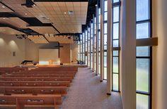 Iglesia Presbiteriana de Corea / Arcari + Iovino Architects | ArchDaily México