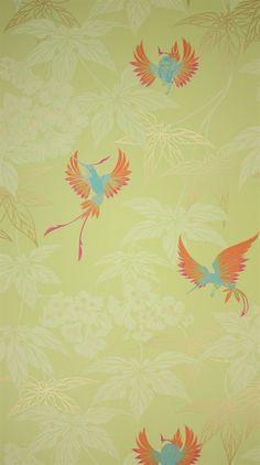 Grove Garden | Osborne & Little wallpaper