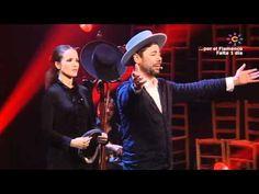 Homenaje de Miguel Póveda a los grandes del Flamenco