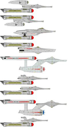 Ships Of Axanar Revamp by p51cmustang on DeviantArt